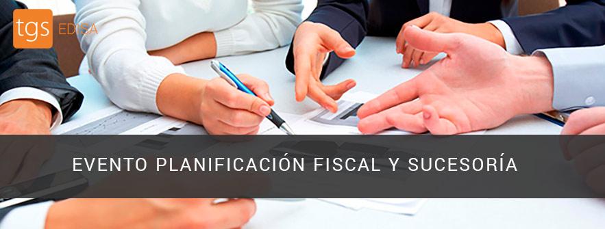 Evento de planificación fiscal y sucesorìa