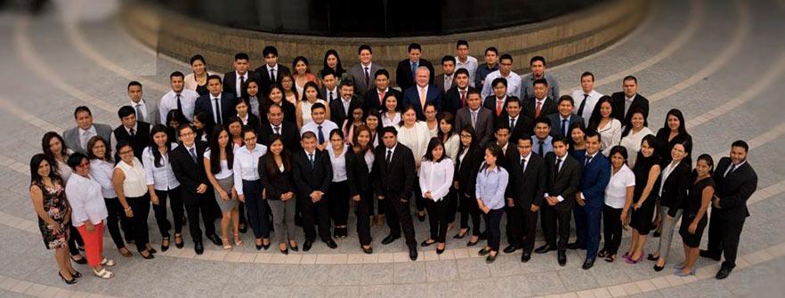 tgs da la bienvenida a un nuevo socio en Perú