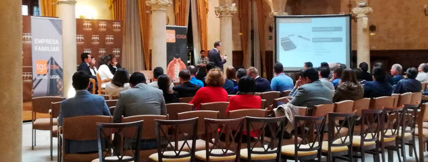 Evento Empresa Familiar en Salamanca
