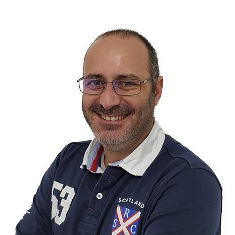 Iván Martín Puertas - Consultor Digital en TGS Edisa