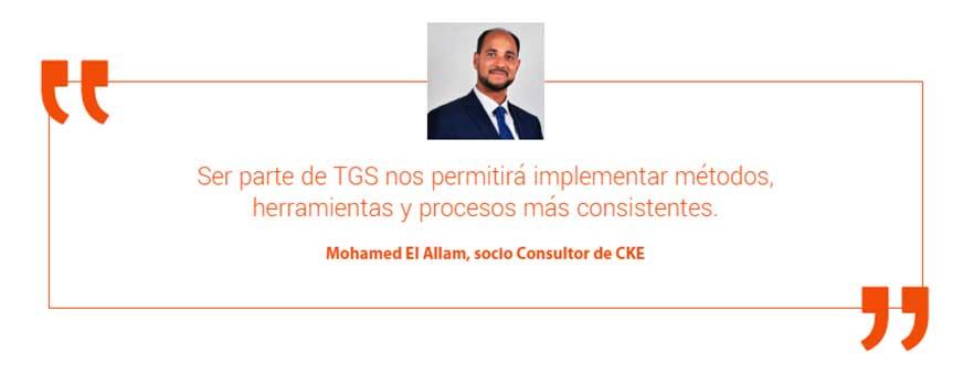 TGS Marruecos