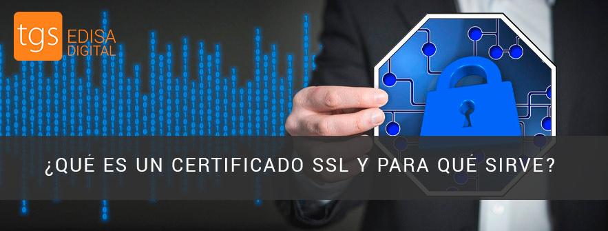 Certificado SSL para la protección de datos