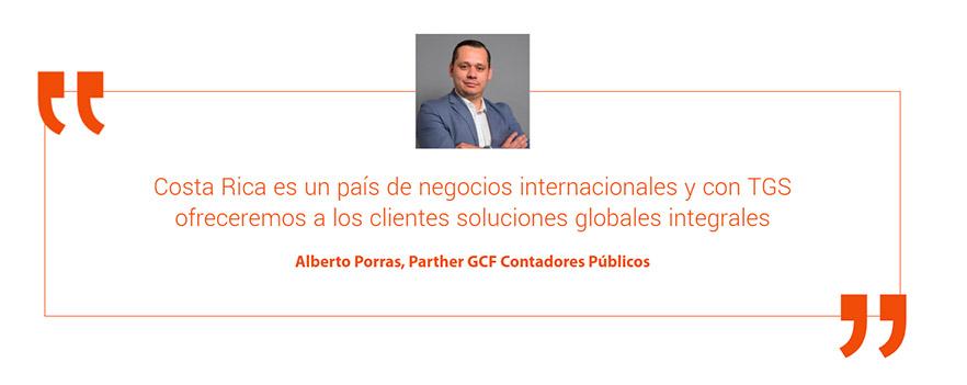 Costa Rica TGS Global